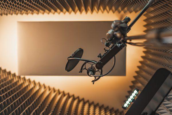 Soundstudio Podcast Hamburg