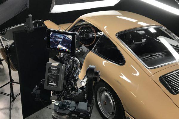 Aussenborder Filmproduktion Porsche
