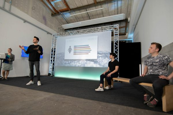 Virtuelles Studio Hamburg